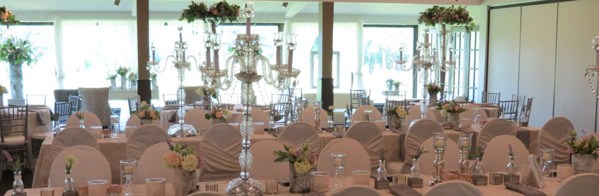 Wedding reception at Sarnia Golf & Curling Club